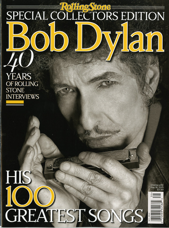Rolling Stone - Special Collectors Edition - Bob Dylan (2013)