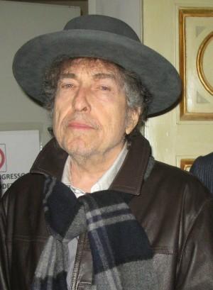 Bob Dylan, 72 anos