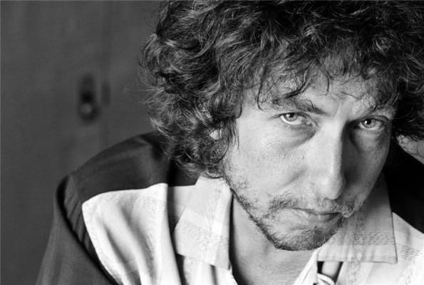 Bob Dylan, em 1983