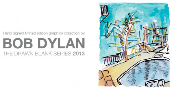 Bob Dylan Art 2013