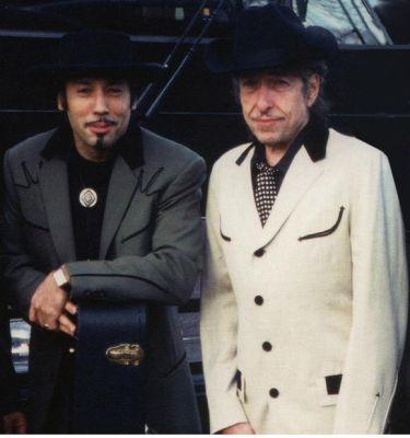 Tony Garnier & Bob Dylan