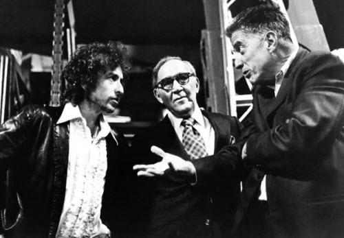 Bob Dylan & John Hammond