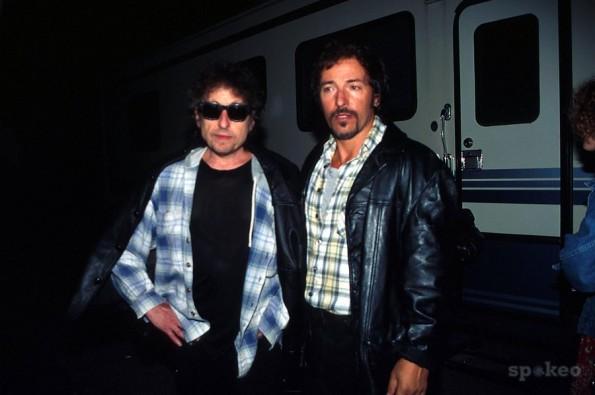 Bob e Bruce em 2002
