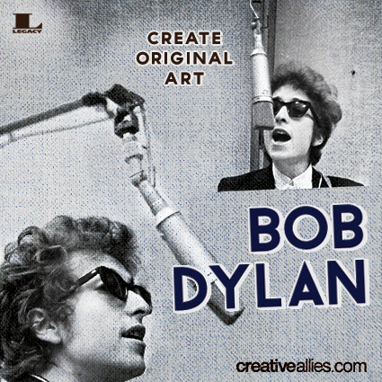 Creative Allies - Bob Dylan