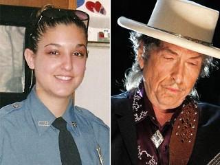 Kristie Buble & Bob Dylan