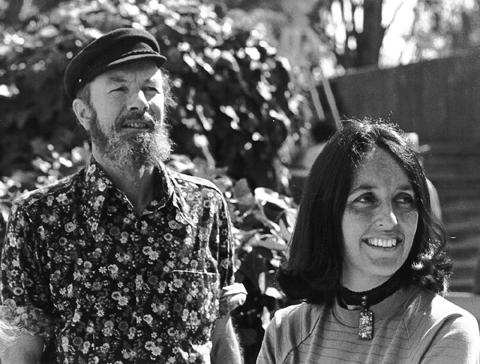 joan baez and pete seeger