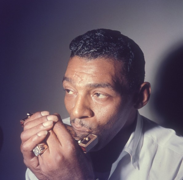 Little Walter, circa early 1960's (Photo by Don Bronstein/CEA-Cache Agency)
