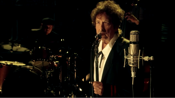 Bob Dylan, 74 Anos