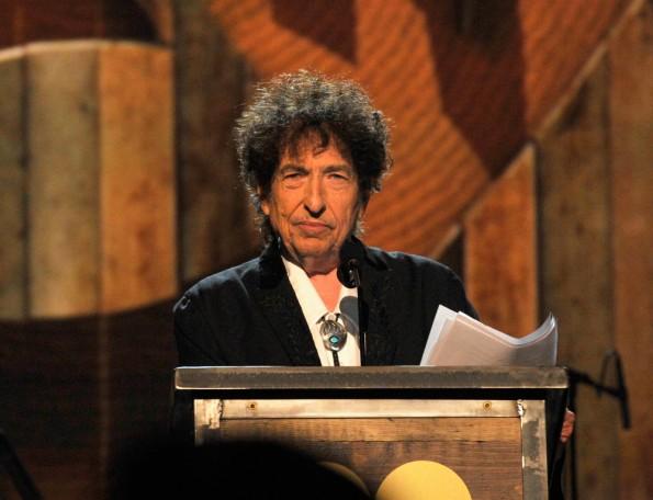 Bob Dylan, 74 anos.