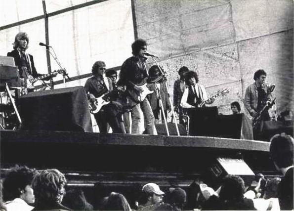 Bob Dylan, 1978.
